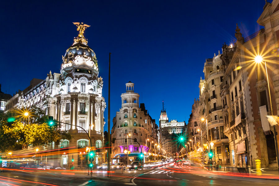 Oficina Madrid
